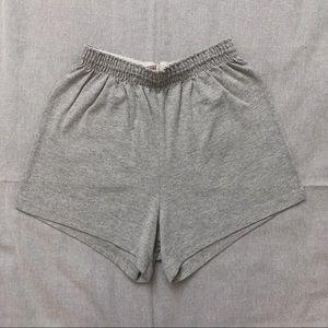 ⭐️Soffe Gray Shorts Size Small